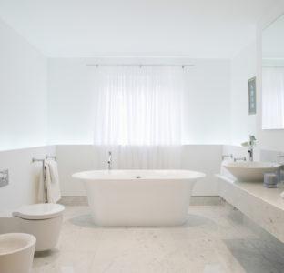 Construction d'une salle de bains personnalisée: les étapes